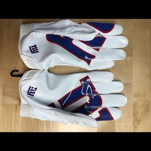 Nike Accessories - Nike Mens NY Giants Odell Beckham Jr Vapor Jet OBJ